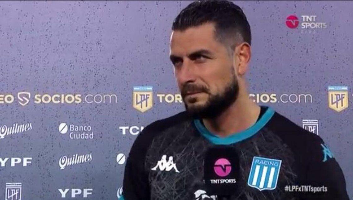 Gabriel Arias recibió un solo gol en el torneo.