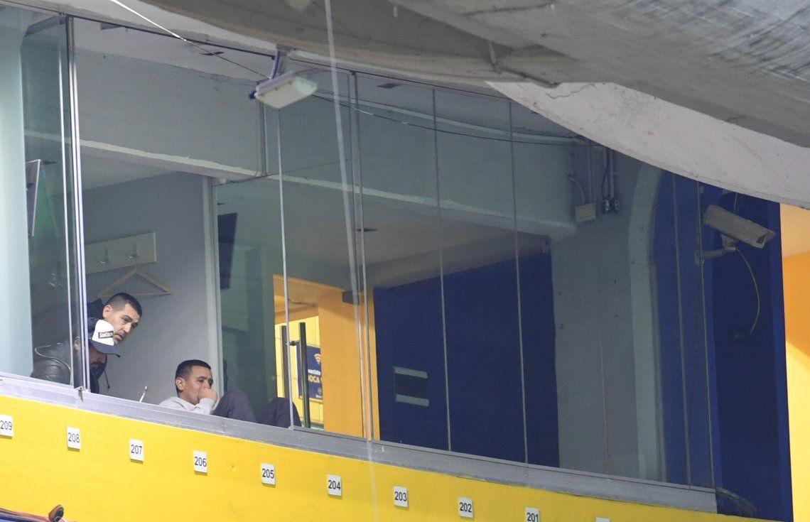 Las mejores fotos del empate entre Boca y Racing en La Bombonera