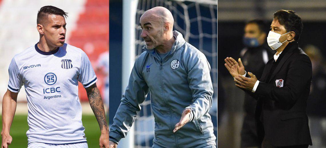 Liga Profesional: con cinco partidos se completa la novena fecha