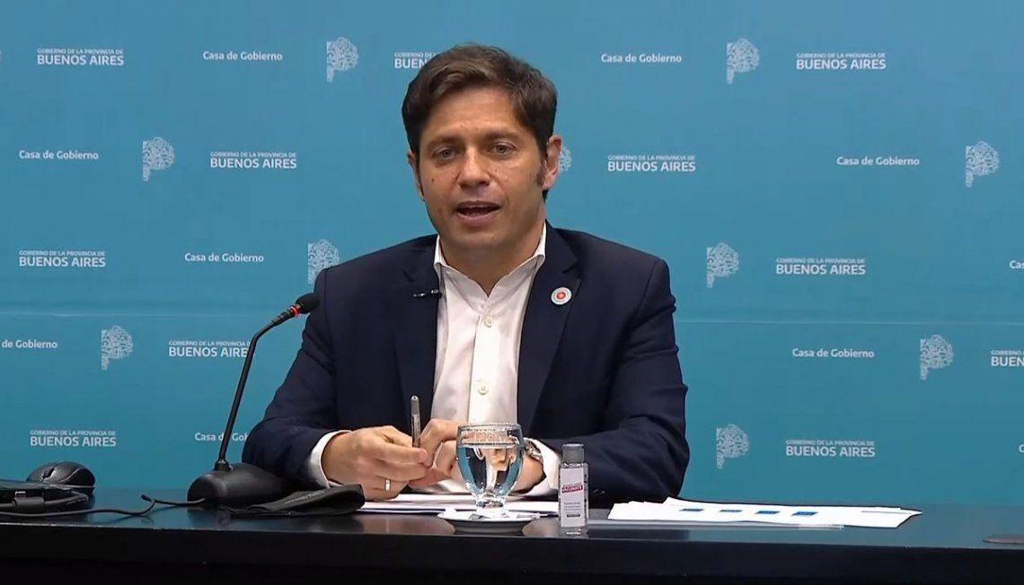"""""""A partir de ahora la provincia de Buenos Aires vuelve a la normalidad financiera"""