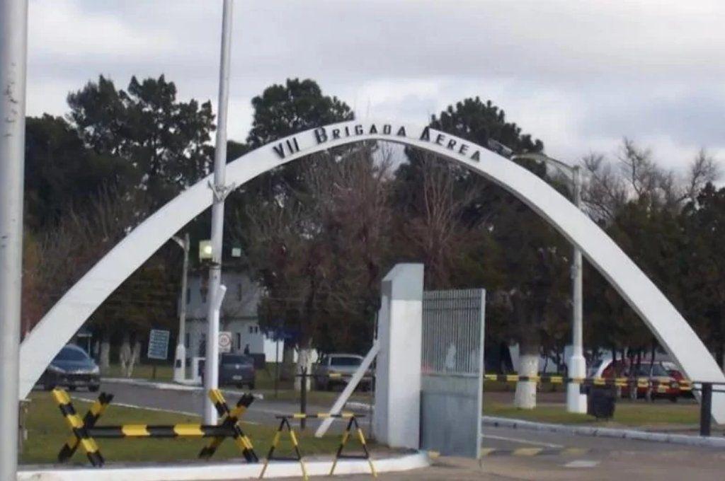 Moreno: frustraron un robo de armas a una base militar