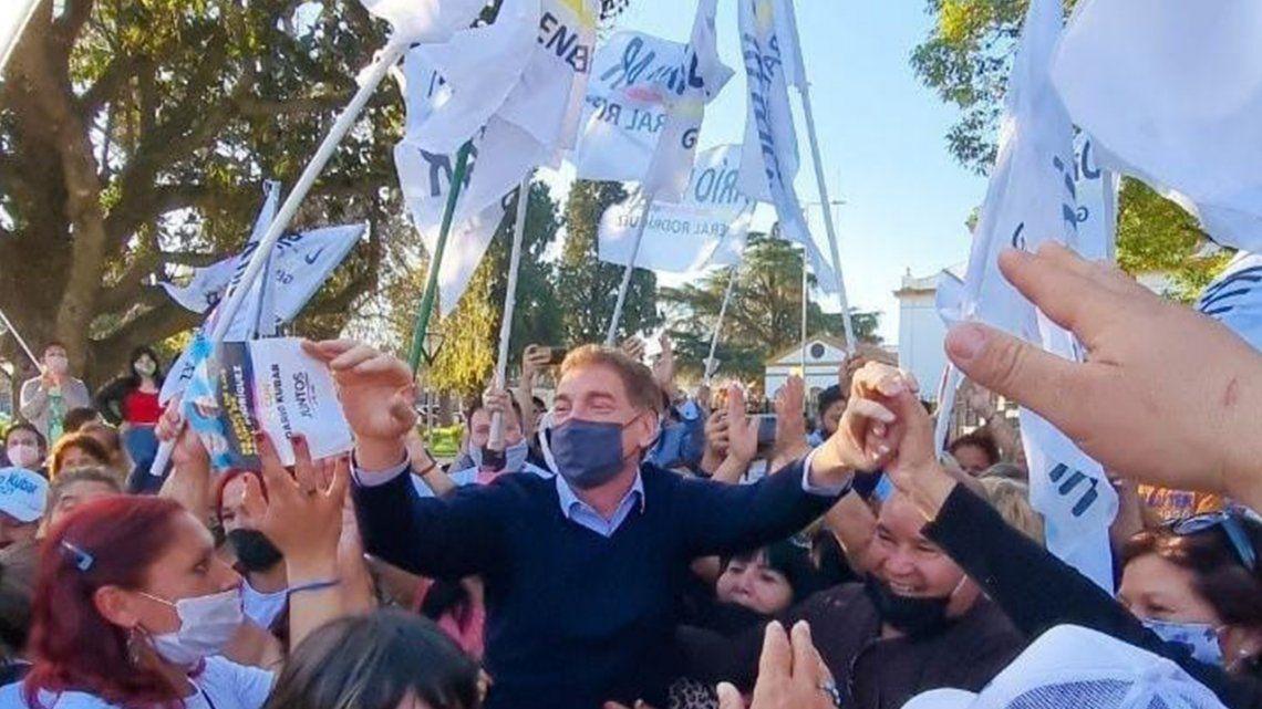 Diego Santilli: Me parece una barbaridad lo de Tolosa Paz.