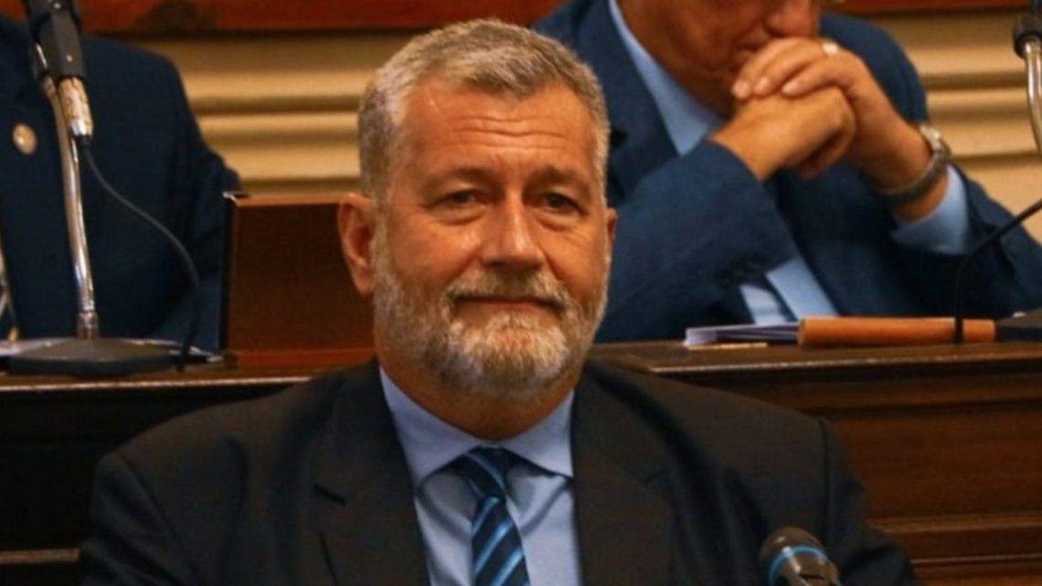 Diputado provincial peronista Miguel Arias está consciente