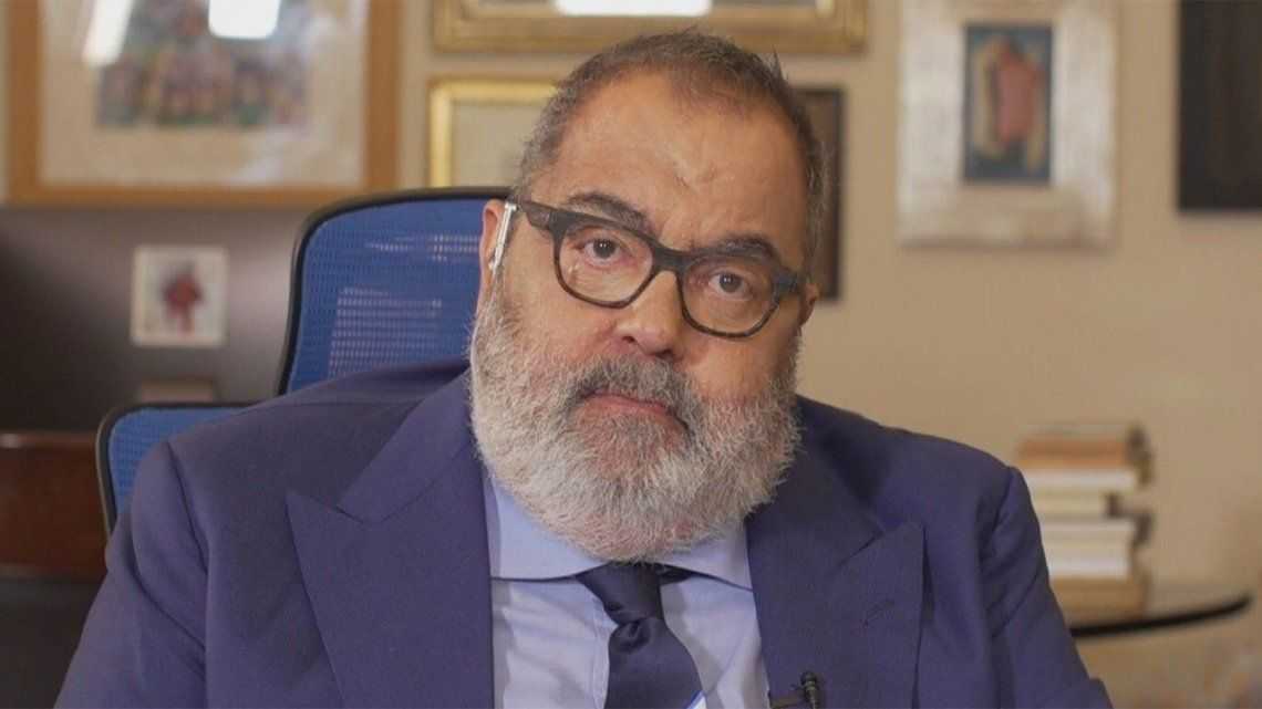 Jorge Lanata fue operado con éxito en la Fundación Favaloro.