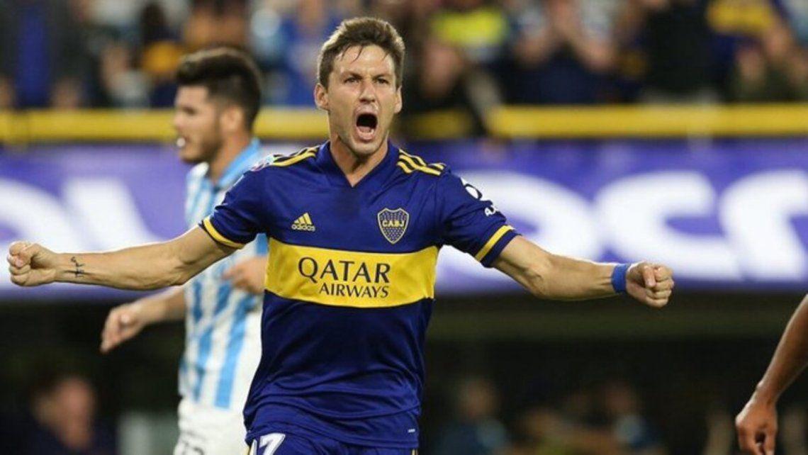 Franco Soldano lleva su fútbol a la segunda de España