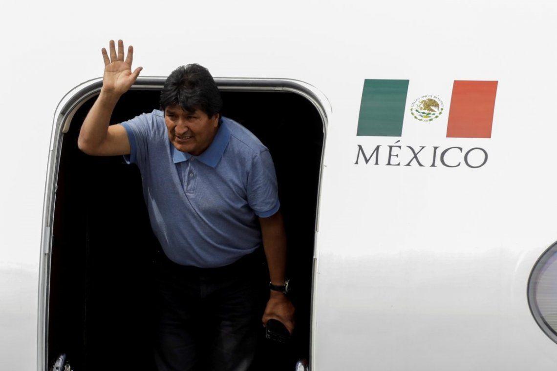 Revelan que dispararon proyectiles contra el avión que rescató a Evo Morales en 2019