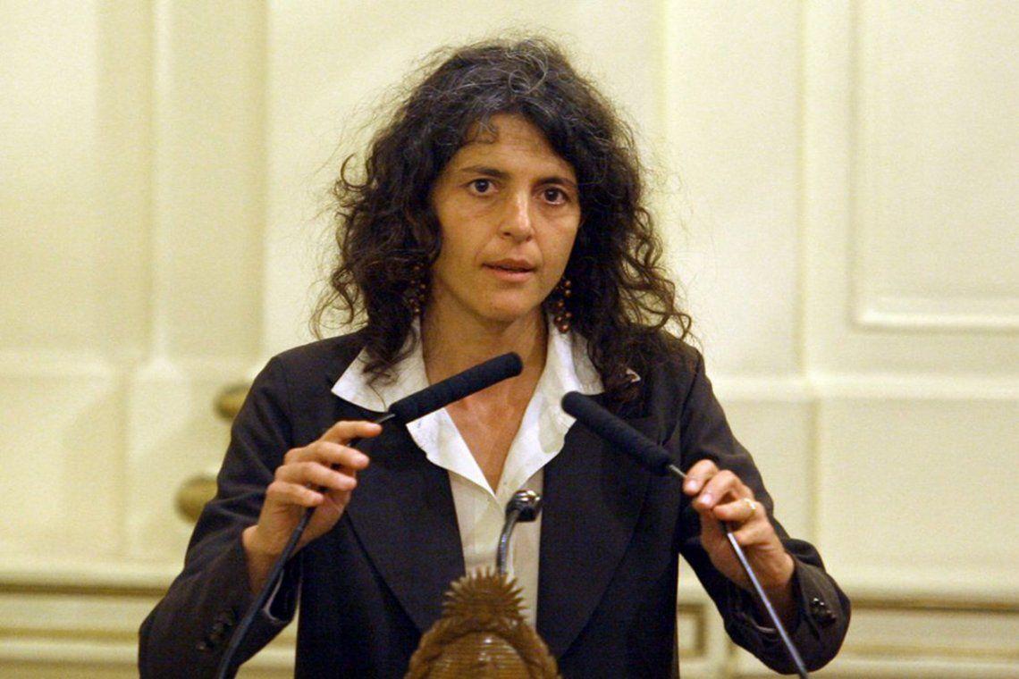 Picolotti se desempeñó como secretaria de Ambiente y Desarrollo Sustentable desde 2006 a 2008.