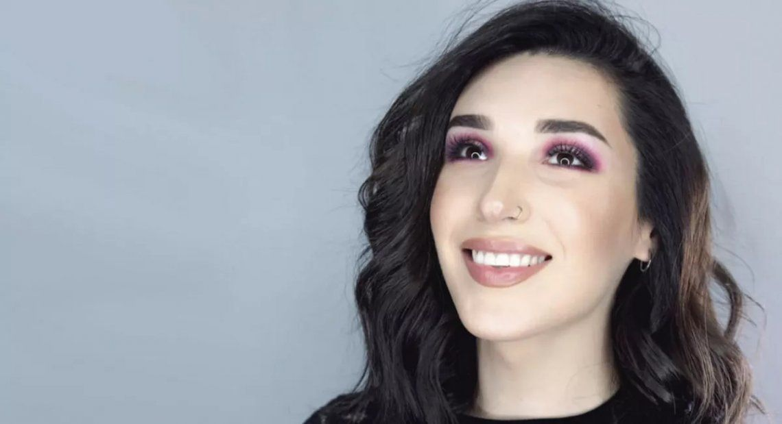 Emma Lusicich, de La Voz Argentina al porno