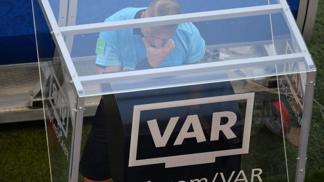 El VAR llega a la Liga Profesional en el próximo torneo