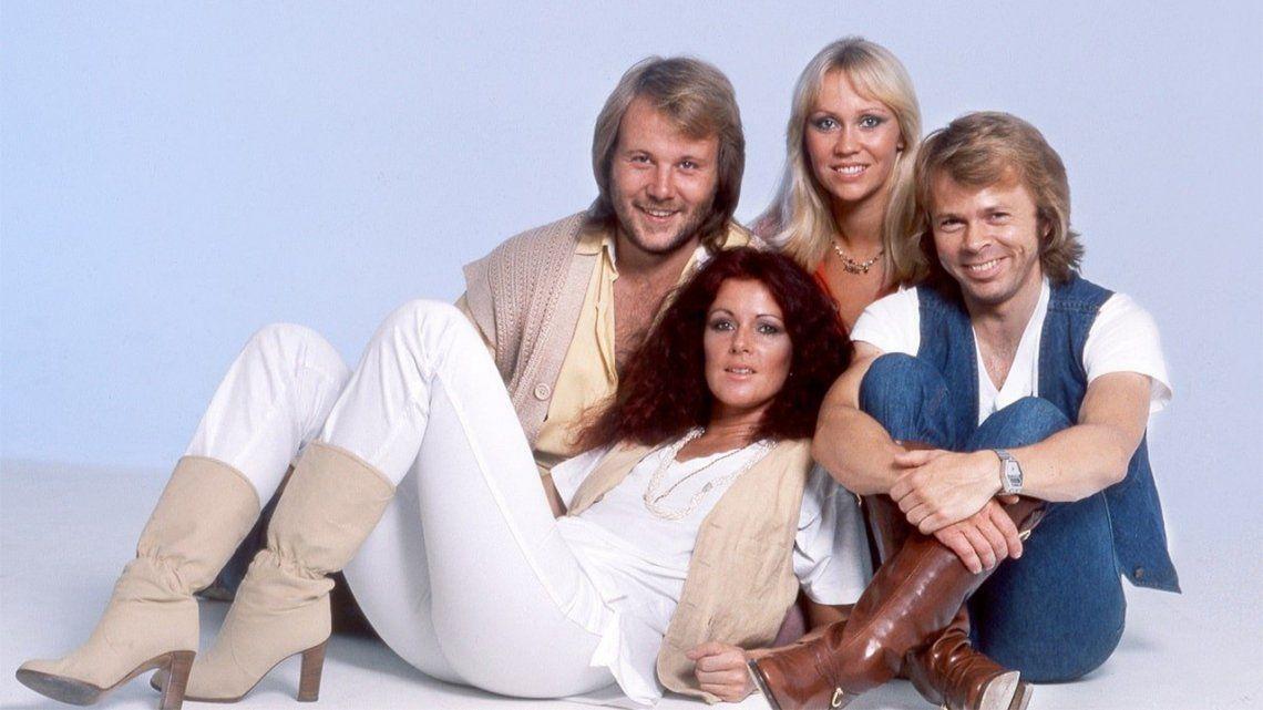ABBA lanzó dos temas nuevos y confirmo un nuevo disco.