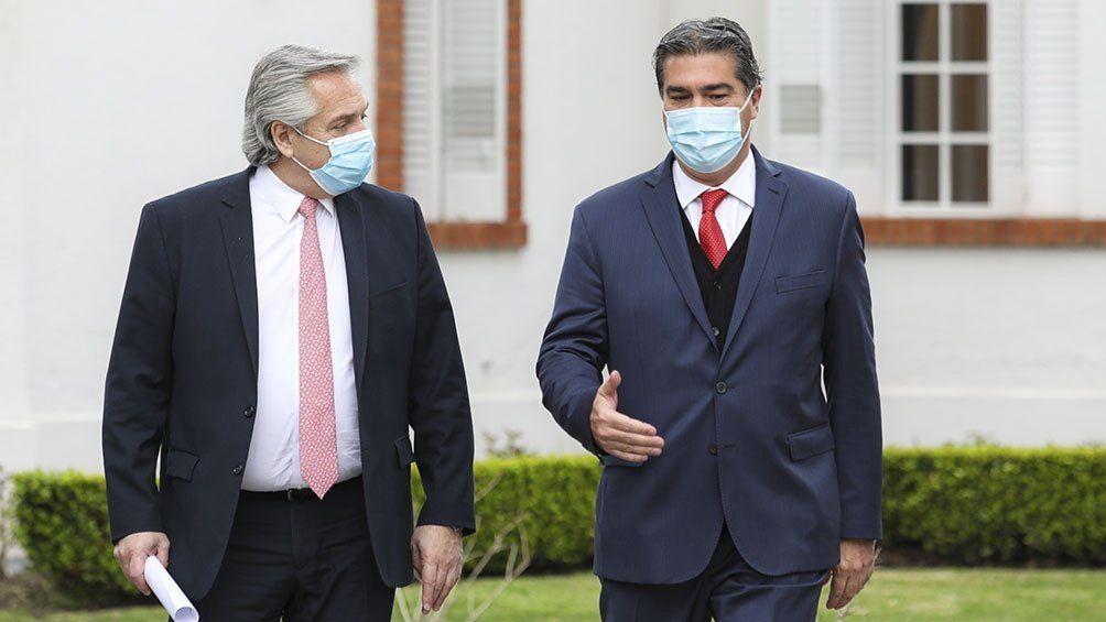 Alberto Fernández celebró el Día de la Industria en Chaco.