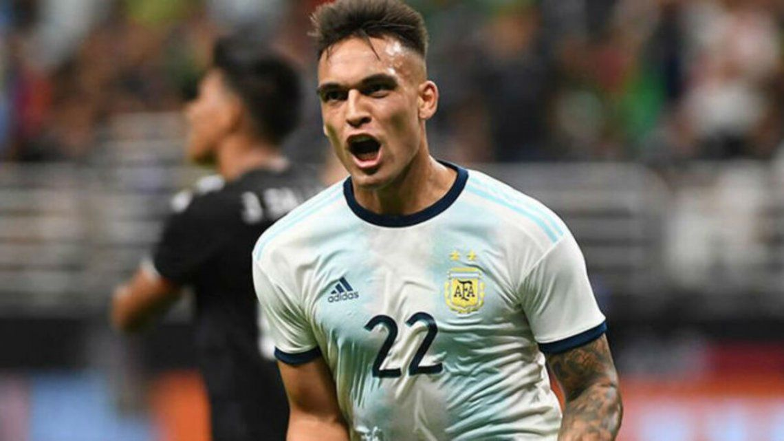 Argentina pisó fuerte en Caracas y llega entonada al clásico con Brasil