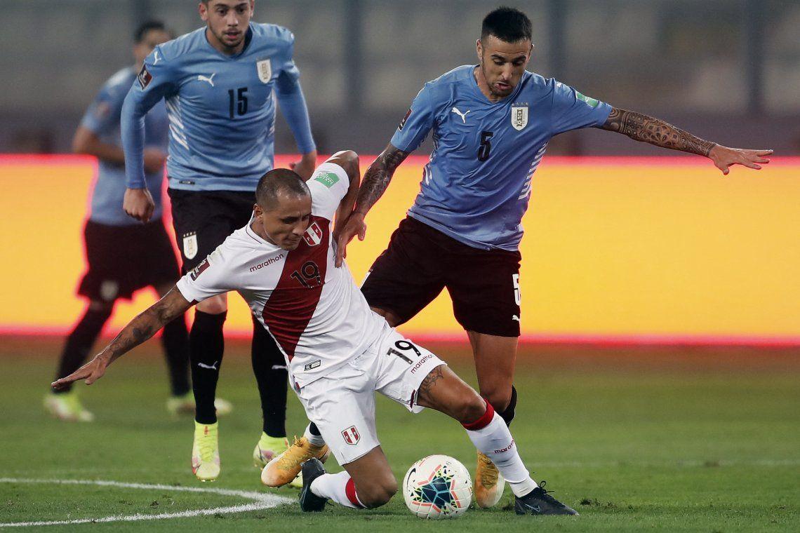 Perú y Uruguay no se sacaron ventajas