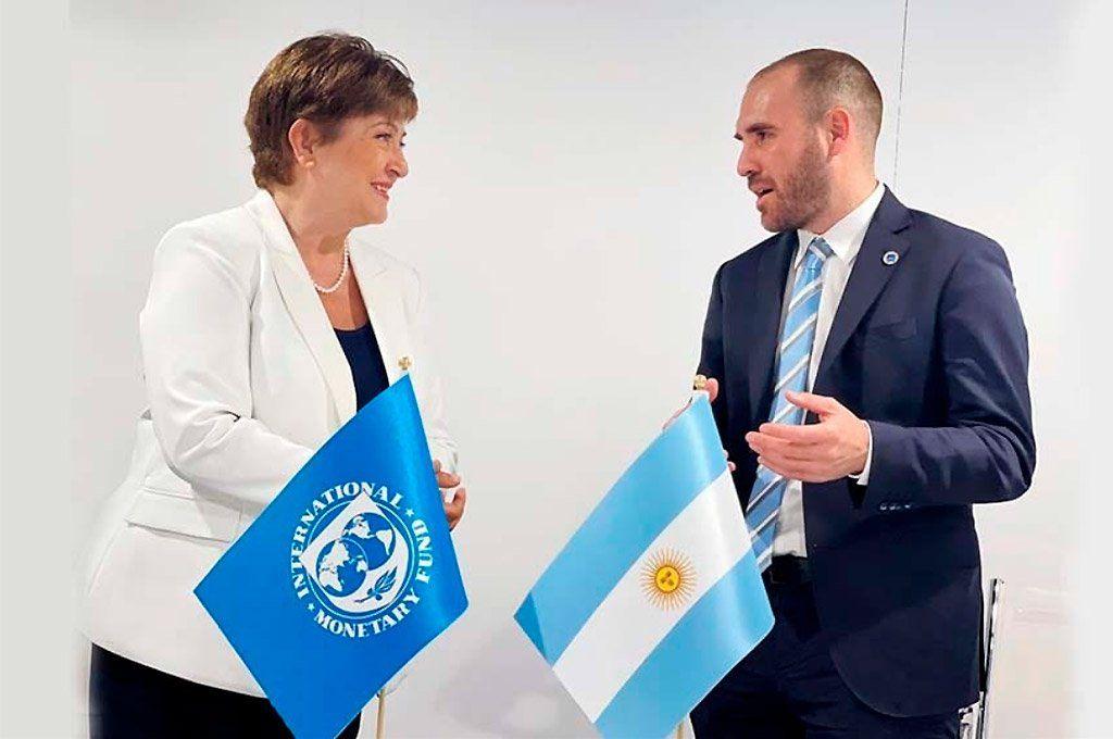 El FMI le pidió a la Argentina que busque una salida gradual al cepo. Archivo.
