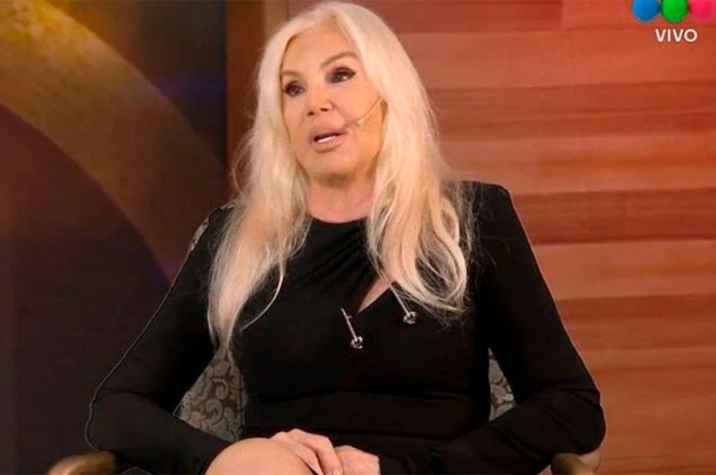 Susana Giménez: Tuve miedo a morirme