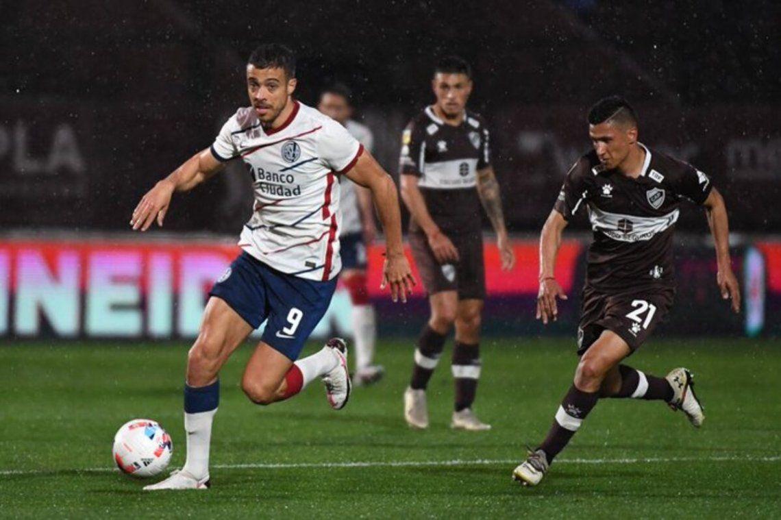 San Lorenzo no pudo en su visita a Platense.