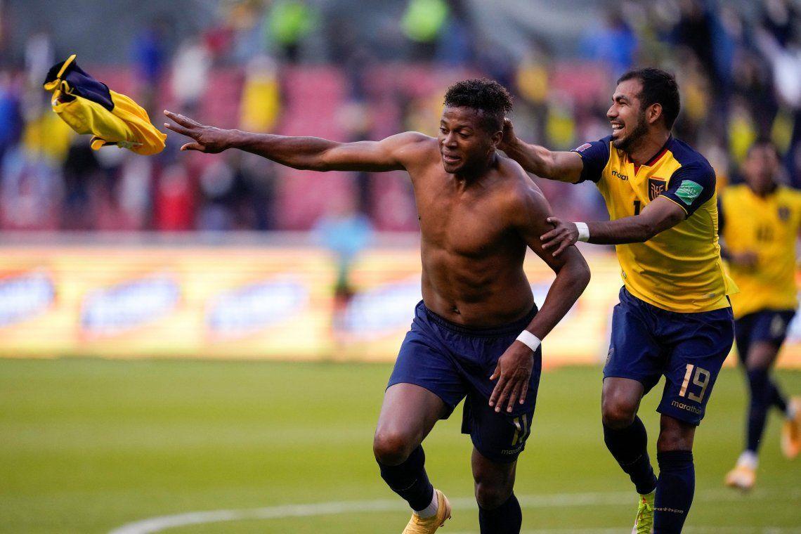 Ecuador no quiere perderle pisada a los punteros