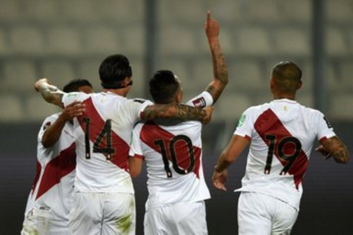 Perú quiere volver a estar en un Mundial.