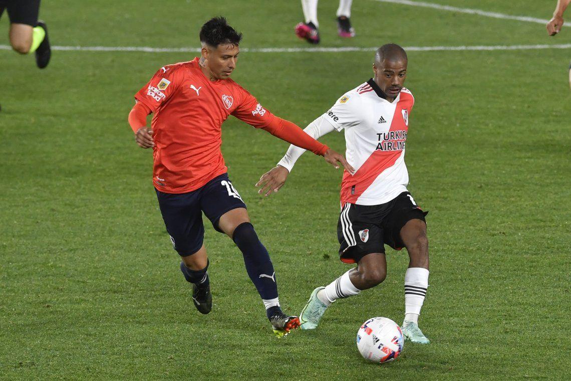 Las mejores fotos del empate entre River en Independiente