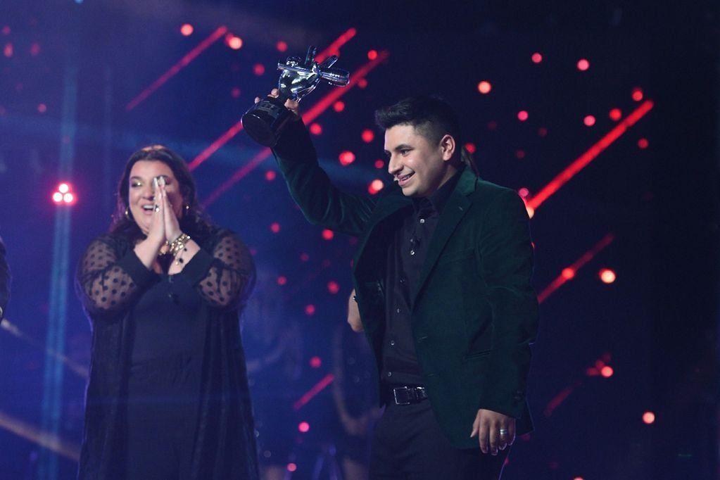 La Voz Argentina: Francisco Benítez fue el ganador