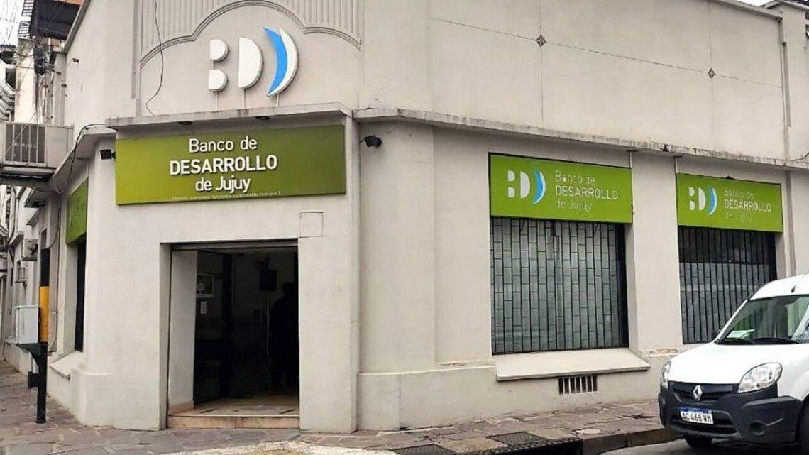 La Bancaria toma medidas gremiales por el cierre del Banco de Desarrollo de Jujuy
