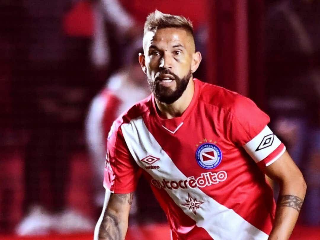 Miguel Torrén surgió de Newell´s Old Boys de Rosario y antes de recalar en Argentinos pasó por Cerro Porteño de Paraguay