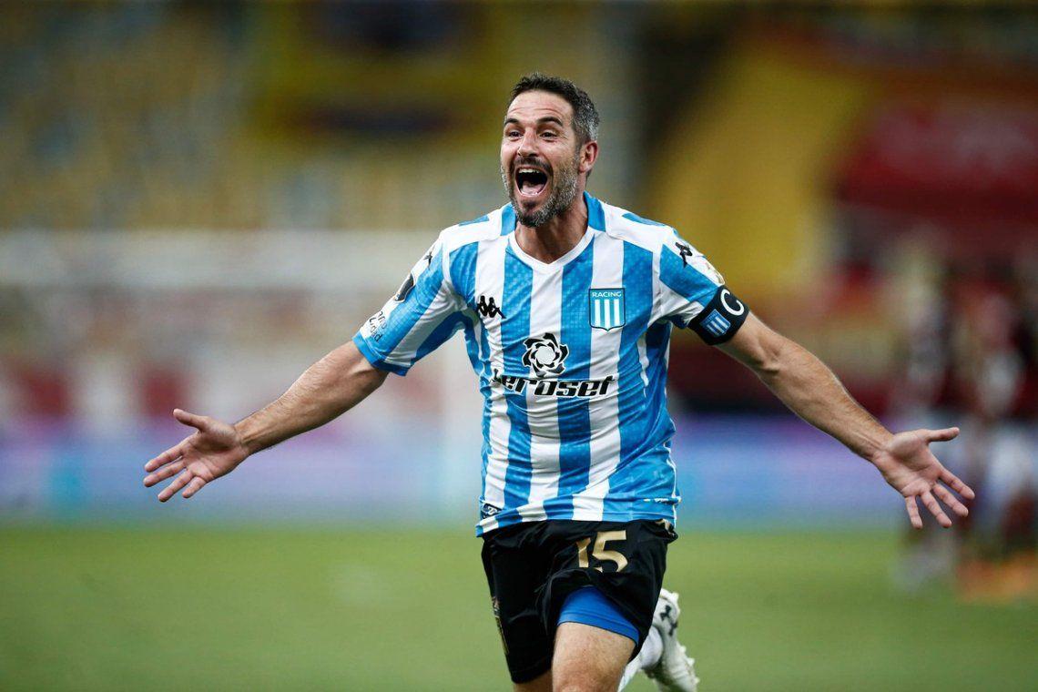 Lisando López podría ser titular ante San Lorenzo.