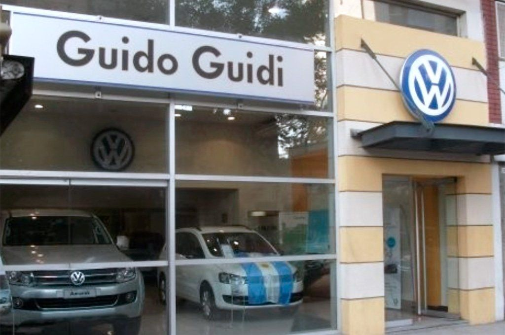 La Justicia falló en contra del exconcesionario Guido Guidi y Volkswagen. Archivo.