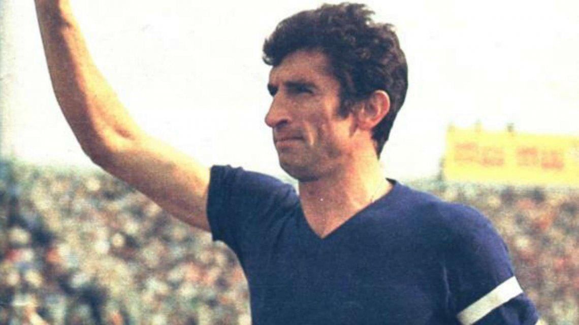 A 65 años del debut de Antonio Rattín en la Primera de Boca