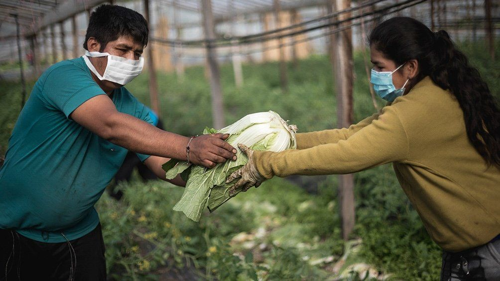 La UTT reclamó que los trabajadores sean dueños y dueñas de la tierra.