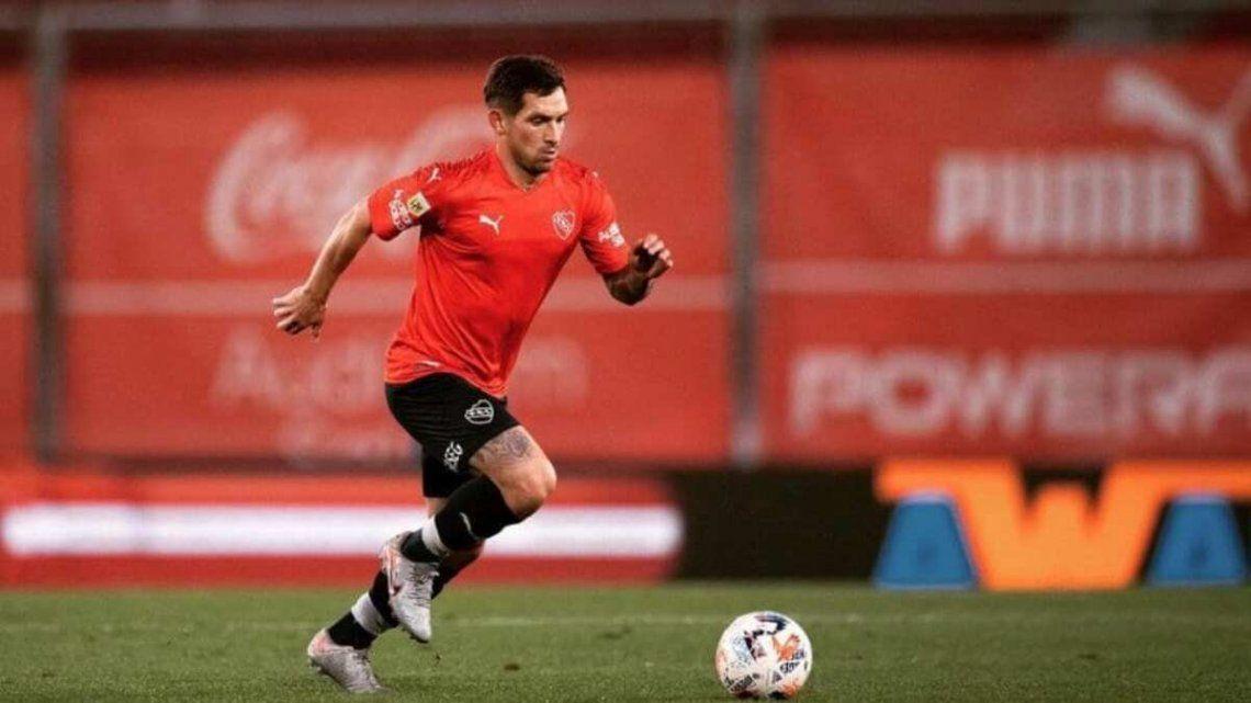 Lucas Rodríguez ya está recuperado.
