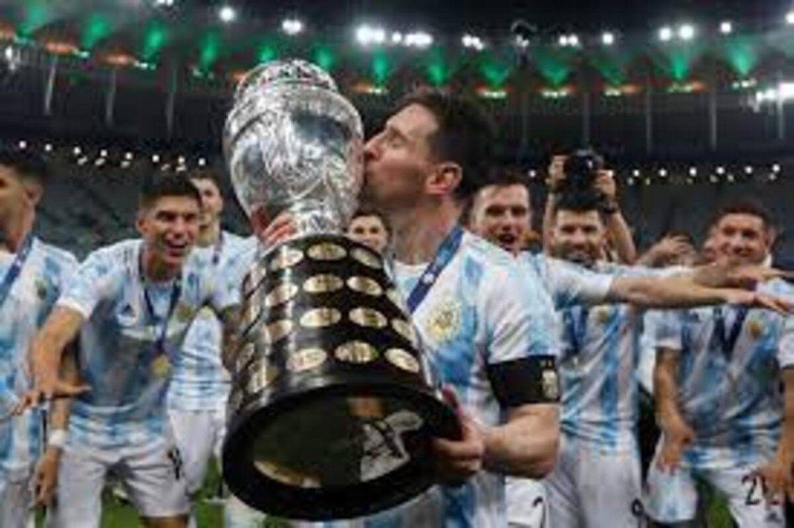 Lionel Messi y una coronación que esperó 28 años.