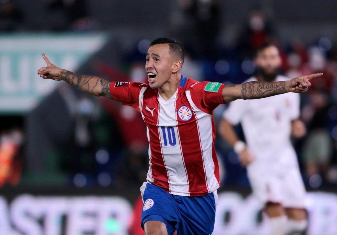 Paraguay venció como local a Venezuela
