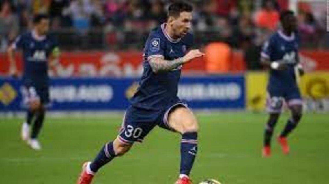 Lionel Messi volverá a jugar el próximo miércoles por la Champions League.