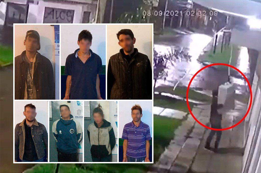 En Villa Bosch se roban hasta los aires acondicionados