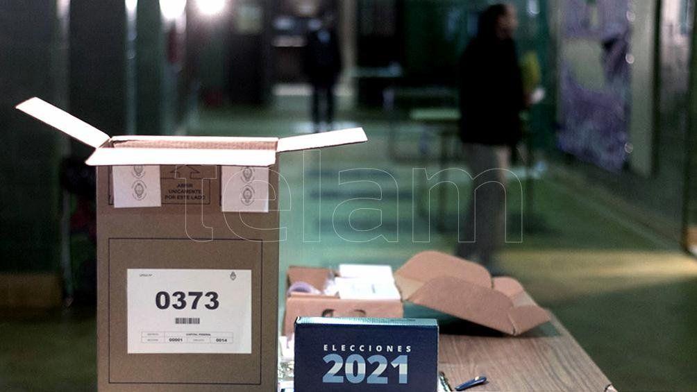 En las PASO votan más de 34 millones con protocolo sanitario