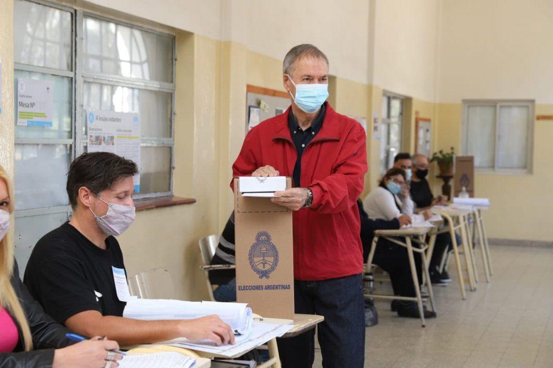 Schiaretti remarcó que esta elección es el preludio de lo que serán las legislativas del 14 de noviembre próximo.