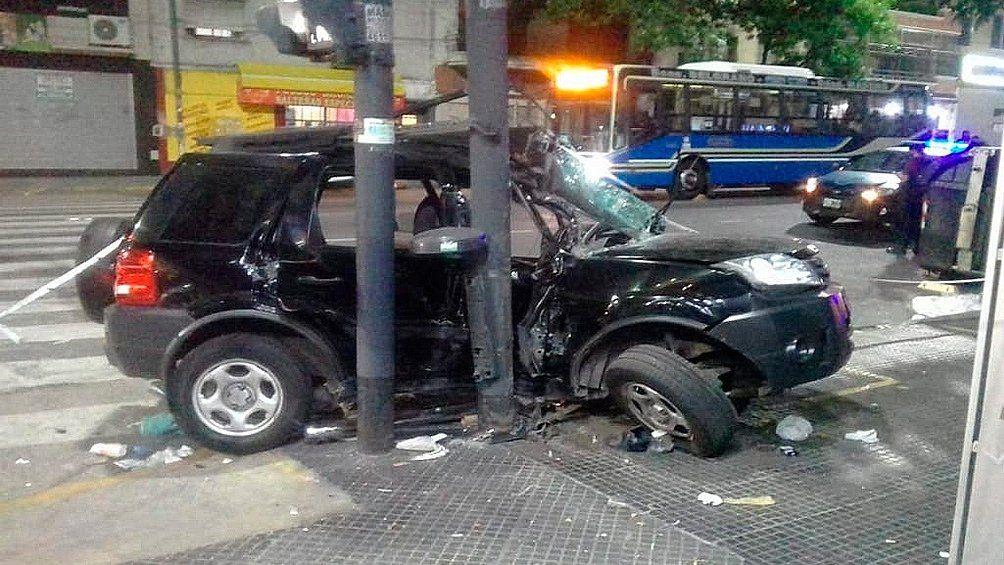 Accidente fatal.
