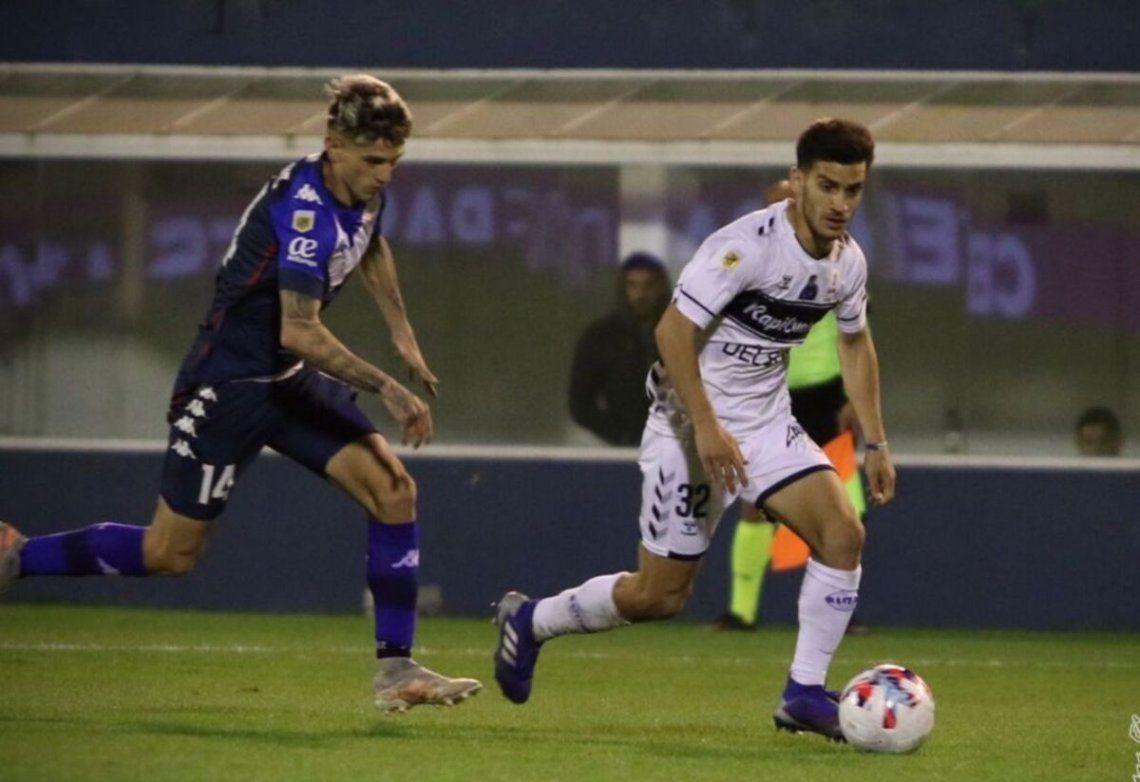 Gimnasia y Vélez no pudieron romper con el 0-0.