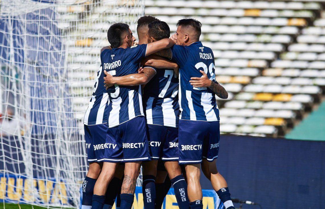 Talleres va por la punta de la Liga Profesional ante Platense
