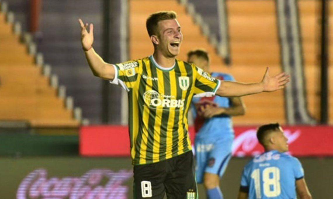 Banfield recibe a Rosario Central