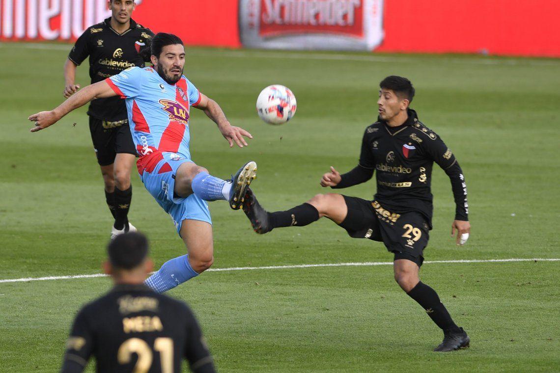 Arsenal y Colón no se sacaron ventajas