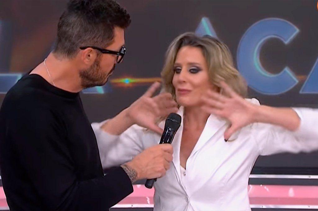 Rocío Marengo explotó en la gala del miércoles contra su novio