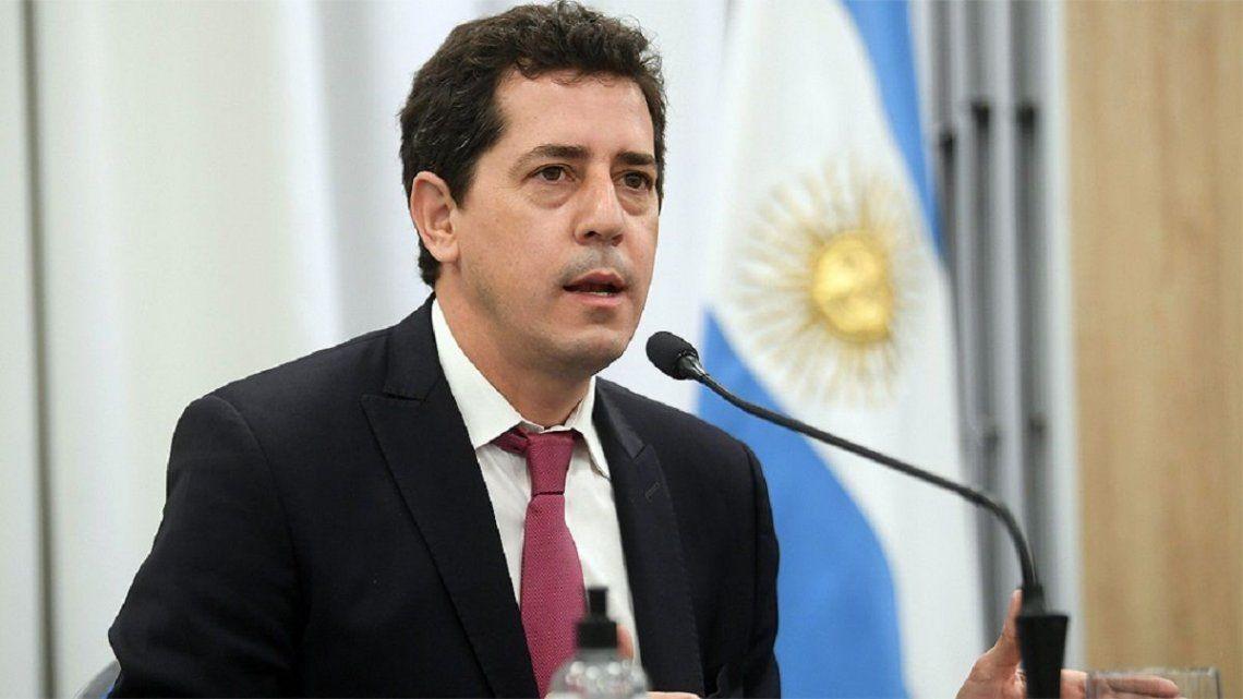 De Pedro asumió junto a todo el gabinete en diciembre de 2019.