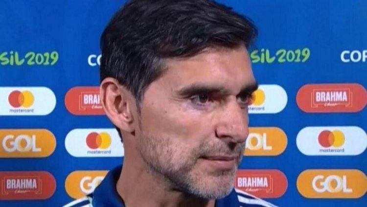 Roberto Fabián Ayala se encuentra trabajando con el cuerpo técnico liderado por Lionel Scaloni en la selección argentina.