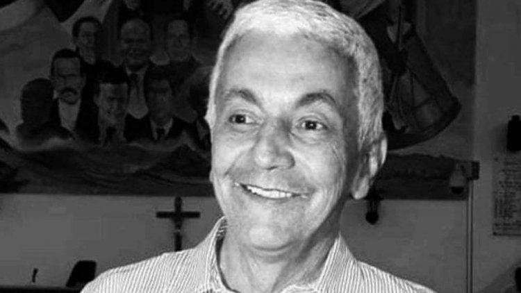 Marcos Montalvo, el periodista asesinado en Colombia.