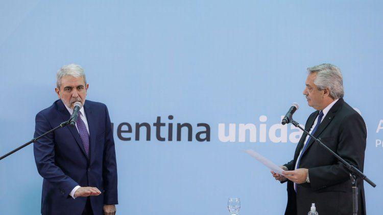 Alberto Fernández: La solución es estar más unidos que nunca.