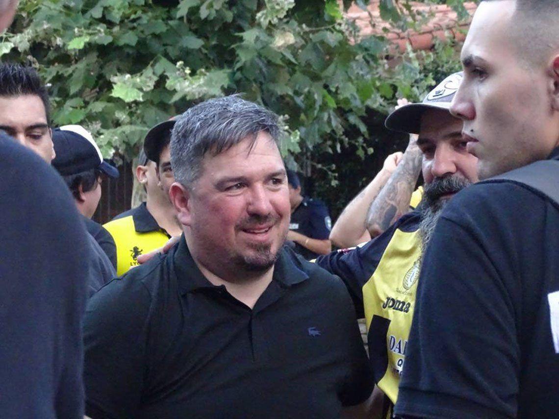 Maximiliano Levy electo como presidente del Mirasol- Foto Almirante Brown.