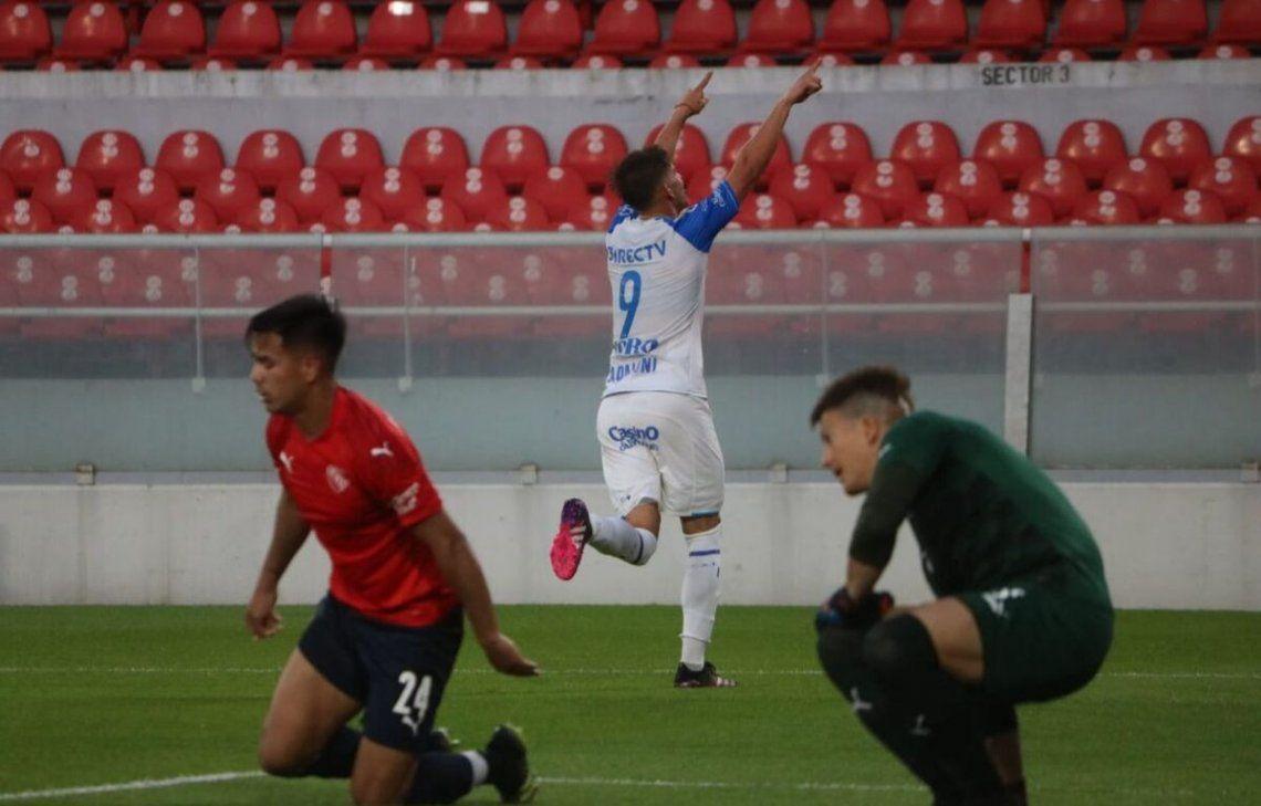 Godoy Cruz se impuso ante Independiente.