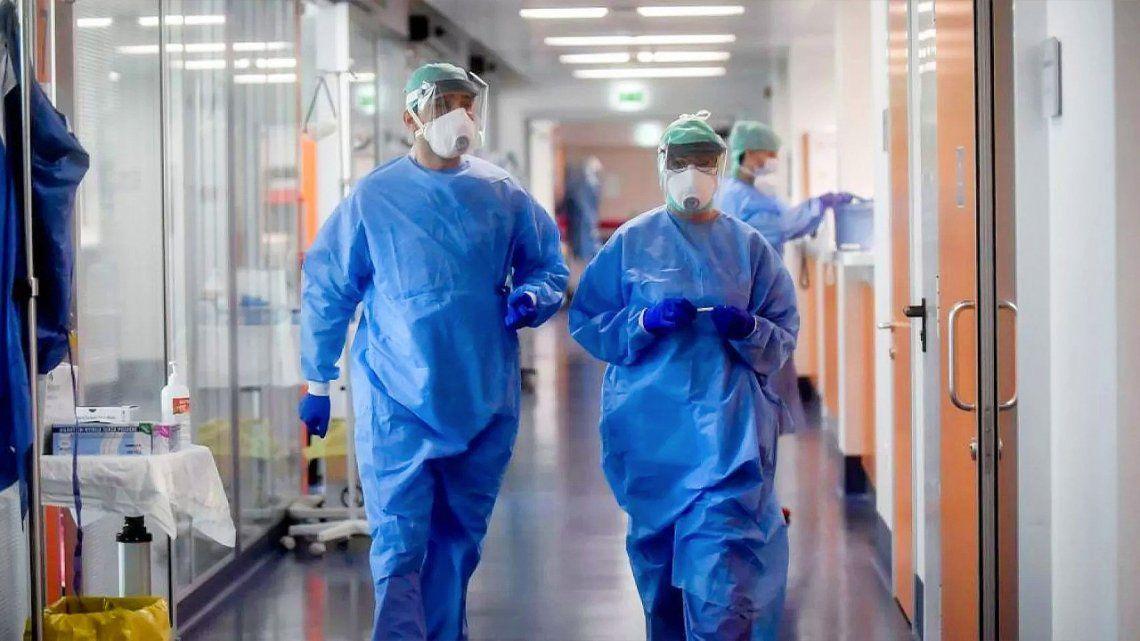 Coronavirus: 88 muertes y 2.486 nuevos casos.